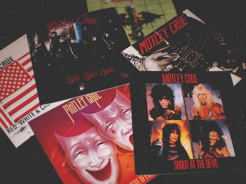 crazy bitch, motley crue, and rock n roll image
