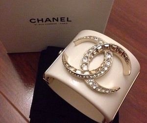 chanel, luxury, and bracelet image