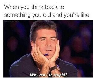 funny, lol, and stupid image