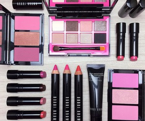 beauty, eyeshadow, and Foundation image