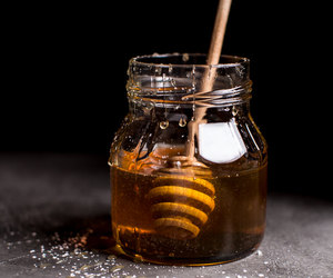 honey, food, and delicious image