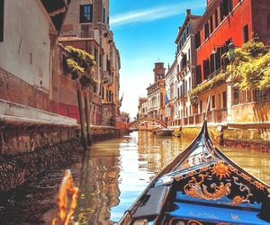 beautiful, italy, and river image
