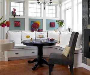 dining room, room ideas, and room decoration image