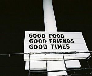 amigos, comida, and tiempo;) image