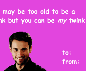 Connor, walsh, and valentine card image