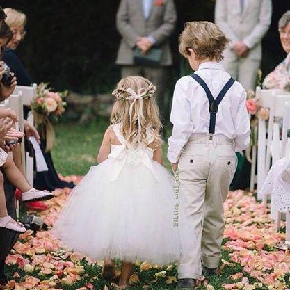wedding, cute, and kids image