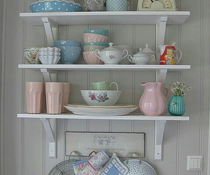 decor, pastel, and cute image