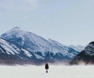 beauty, ice, and photo image
