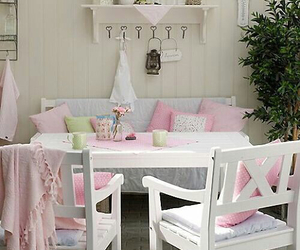 pink, cute, and decor image
