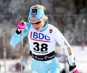 Therese and johaug image