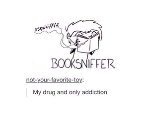 books, funny, and me image