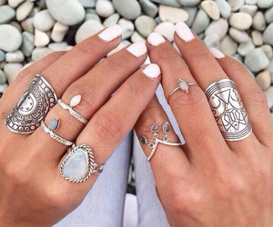 amazing, rings, and him image