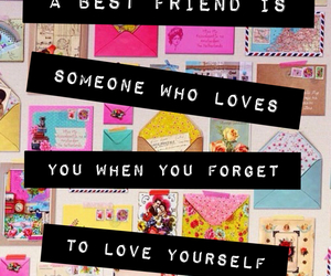 forget, friendship, and quotes image