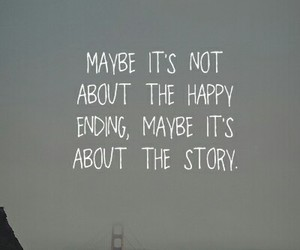 story, happy, and quote image