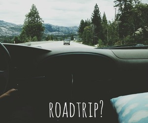 holidays, road, and roadtrip image