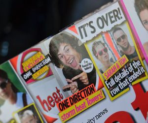 heat, one direction, and Harry Styles image