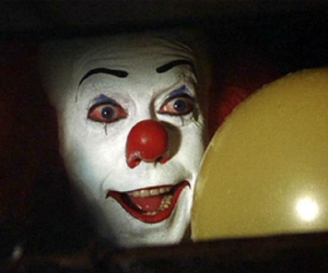 it, Tim Curry, and pennywise image