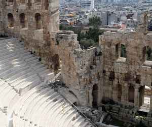 ancient, Greece, and theatre image
