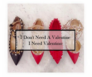 quote, valentine, and Valentino image