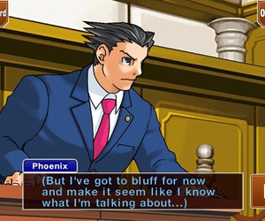 phoenix wright and ace attorney image