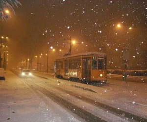snow and milano image
