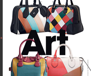 luxury bags, bags, and trendy bags image