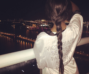 Victoria's Secret, hair, and city image