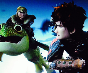 <3, couple, and httyd image