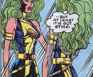 Marvel, x-men, and polaris image