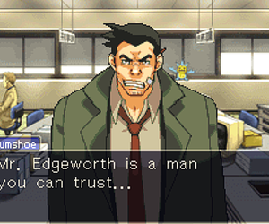 trust, phoenix wright, and ace attorney image