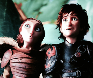 <3, httyd, and valka image