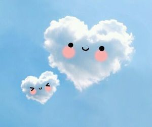 clouds, dance, and happy image