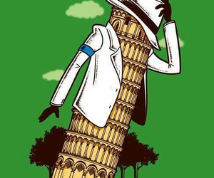michael jackson, funny, and italy image
