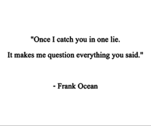 lies, love quote, and cheating image