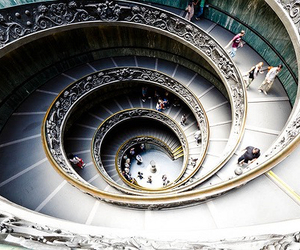 vintage, rome, and stairs image