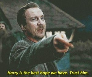 david thewlis, quotes, and trust image