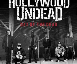 hollywood undead and day of the dead image