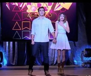 jorge blanco, couple, and violetta image