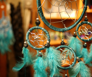 beautiful, cool, and dream catcher image