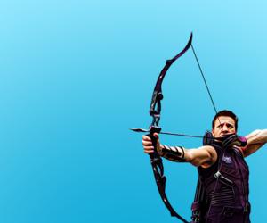 Avengers, hawkeye, and Marvel image