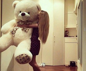 teddy bear and big teddy image