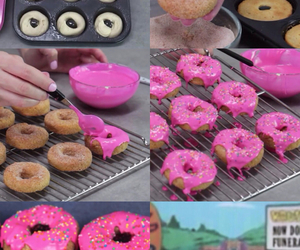 diy, food, and pink image