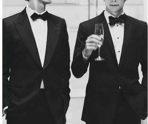 suit, dylan o'brien, and boy image