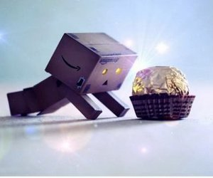 cute, candy, and danbo image