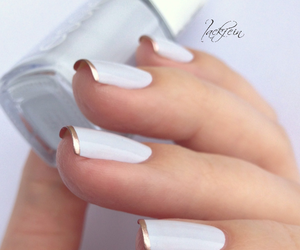 nails, pretty, and so image