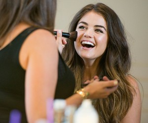girl, women, and lucy hale image
