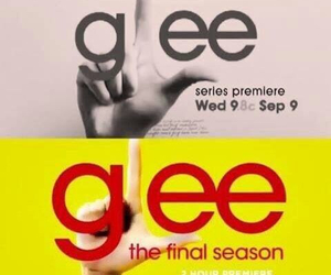 glee, final, and gleek image