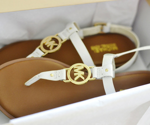 shoes, Michael Kors, and sandals image