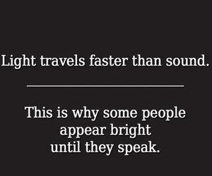 quote, light, and funny image