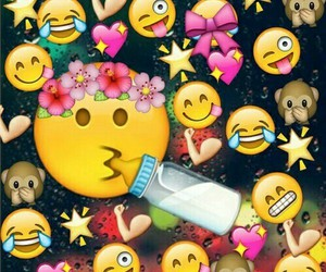 emoji and cute image